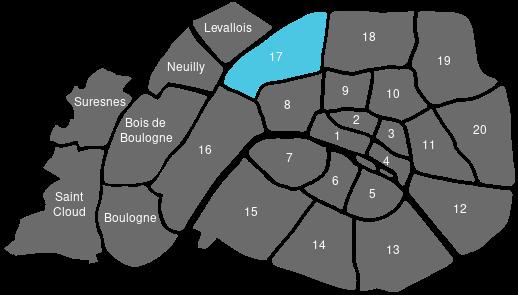 paris 17